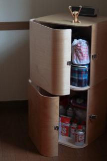 ハッリ・コスキネン Fatty Containers(シュミディンガーモジュール)