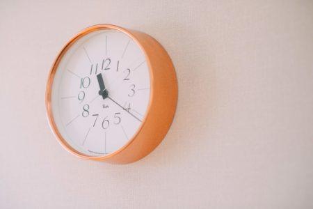 Rikiクロック 銅の時計 渡辺力100歳記念モデル レムノス
