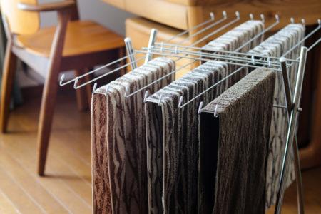 タオル用ステンレス物干しはコンパクトで使いやすく、ひとり暮らしにもおすすめ